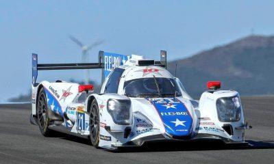Juan Pablo Montoya en Le Mans
