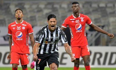 América derrota Atlético Mineiro