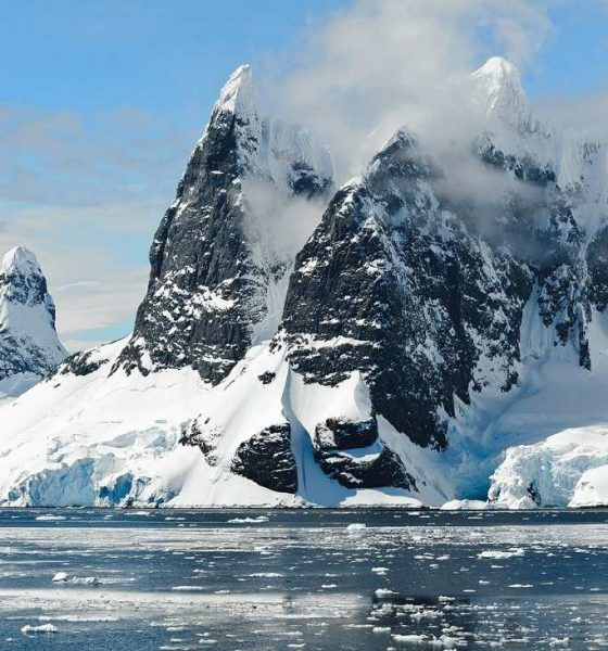 Iceberg Antártida