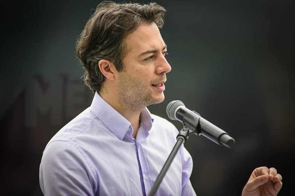 Daniel Quintero Alcalde de Medellín