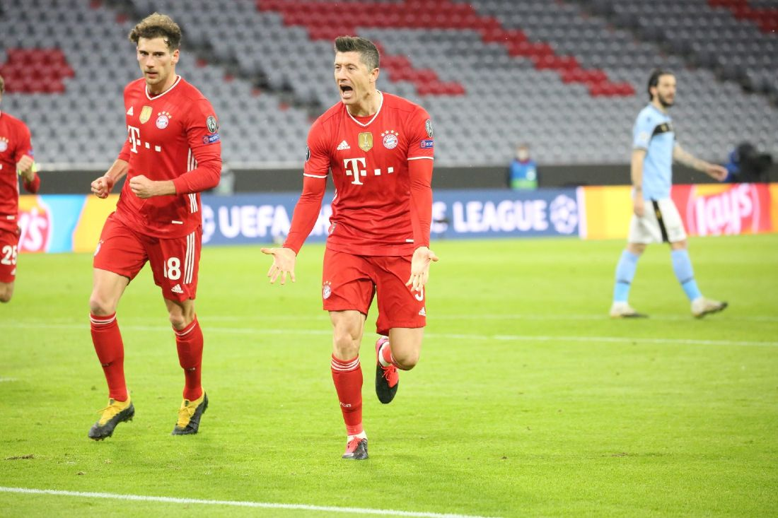 Bayern Múnich clasifica cuartos Champions League