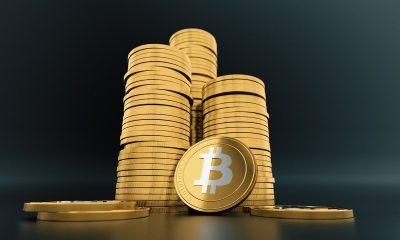 Bloques de monedas Bitcoin