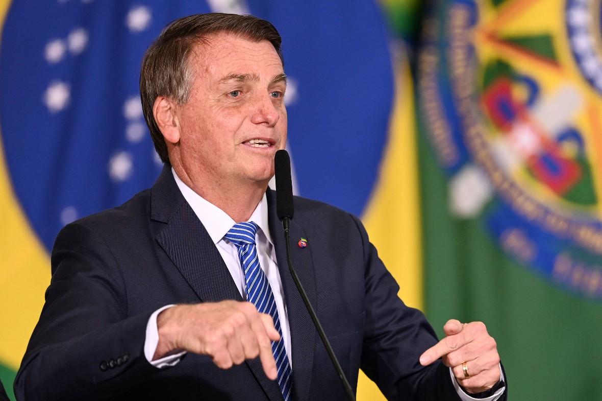 Jair bolsonaro investigacion brasil