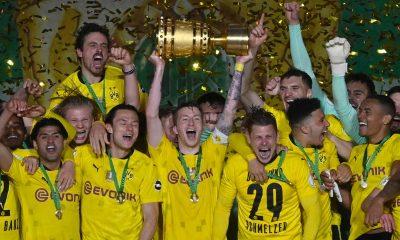 Borussia Dortmund campeón Copa de Alemania