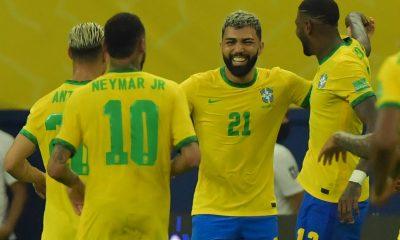 brasil clasifica mundial catar 2022