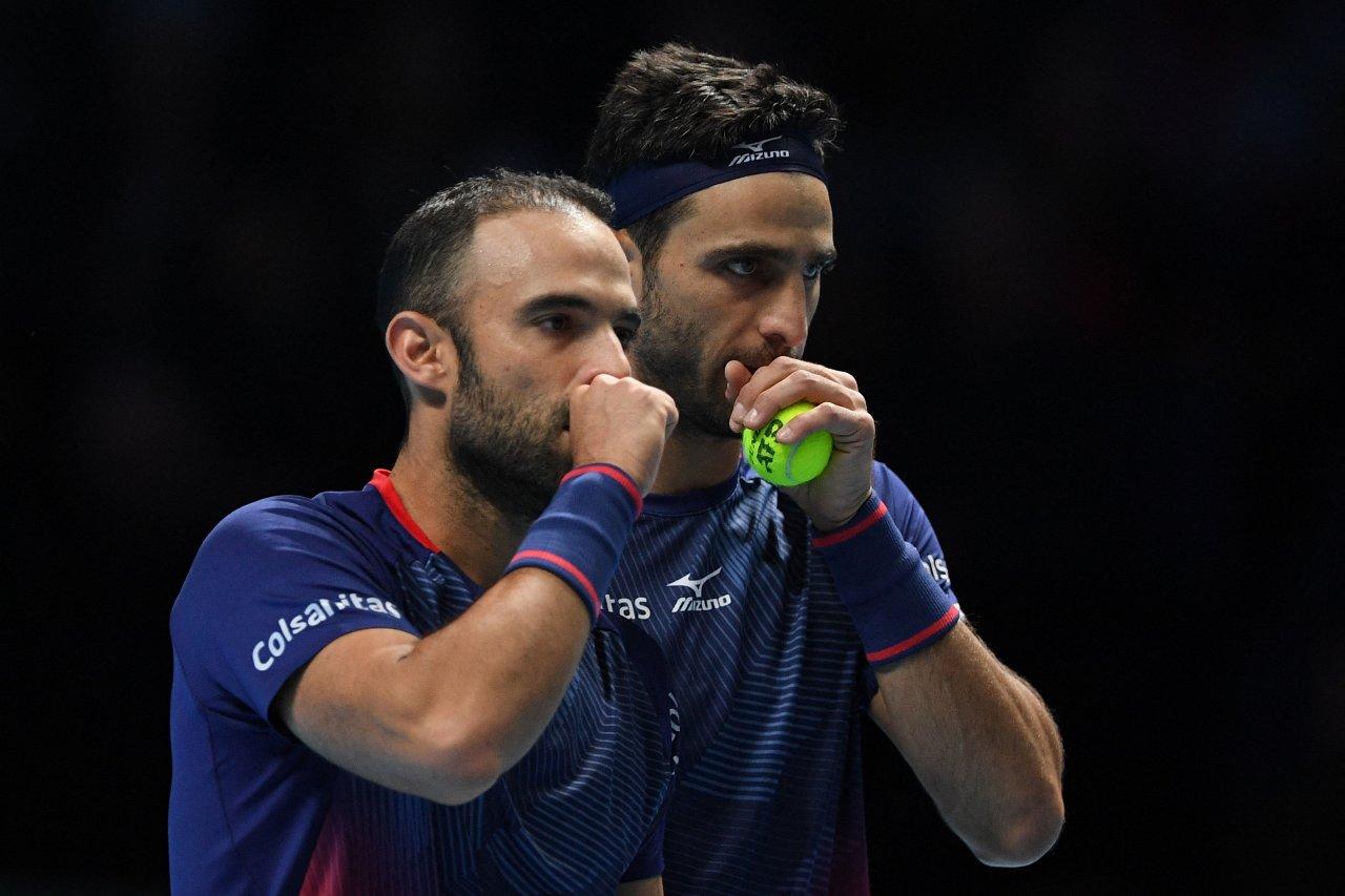 Robert Farah y Juan Sebastián Cabal final ATP de Barcelona