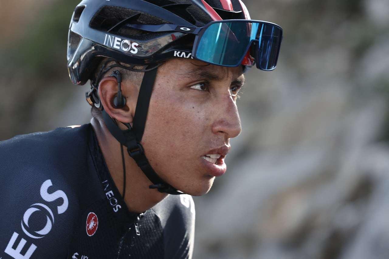 Egan Bernal calendario ciclismo 2021
