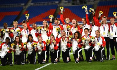 canada oro futbol femenino tokio