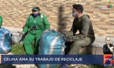 Celina recicladora