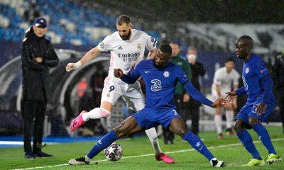 Real Madrid empate Chelsea Champions