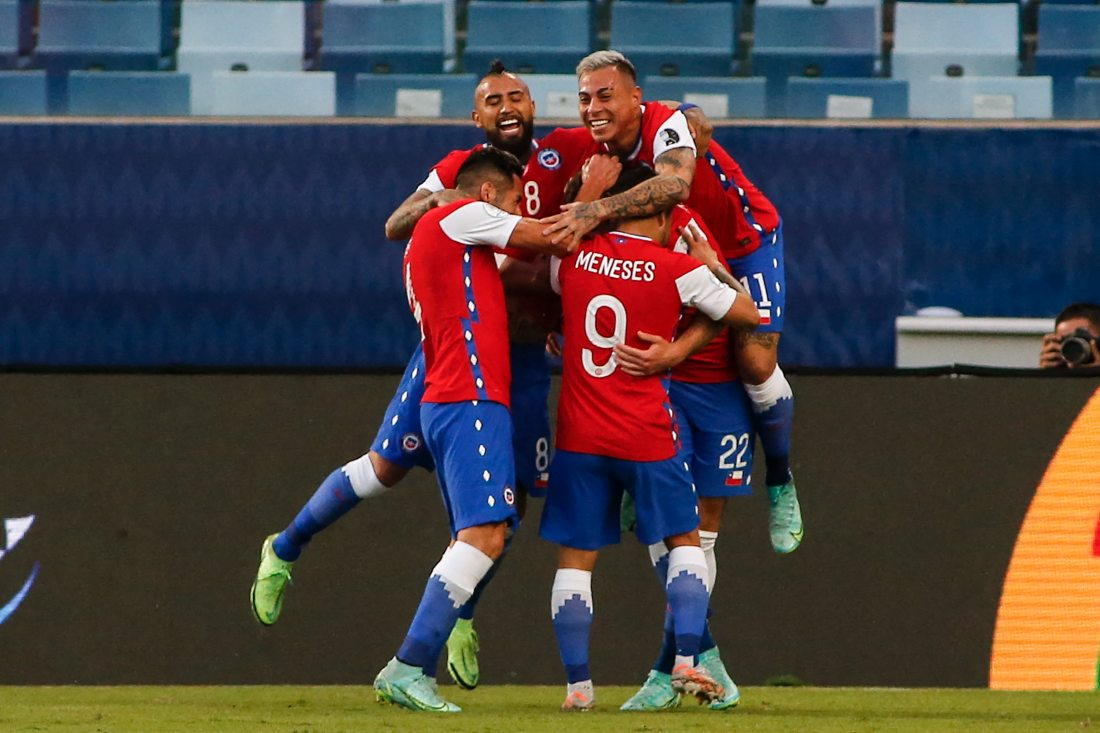 Chile victoria Bolivia