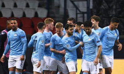Manchester City semifinal Champions