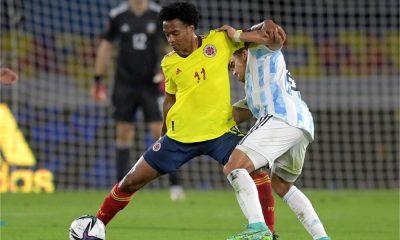Colombia Argentina Copa America