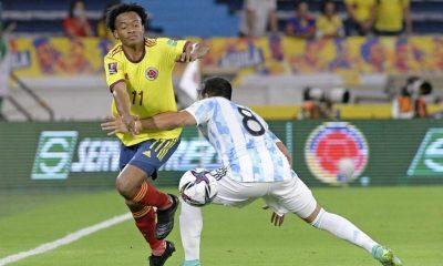 Colombia Argentina semifinales Copa América