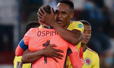 colombia empate brasil