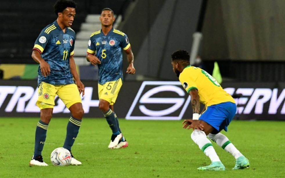 colombia brasil eliminatorias