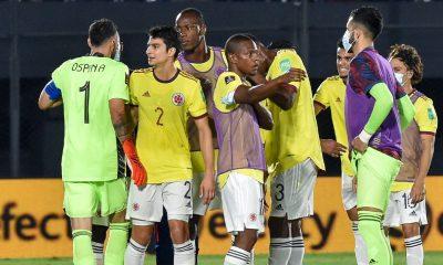 colombia vs chile eliminatorias sudamericanas