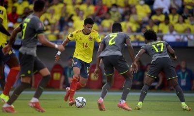 colombia ecuador eliminatorias