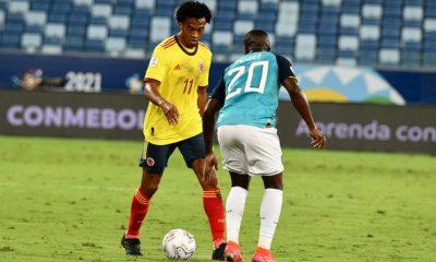 colombia vs ecuador eliminatorias