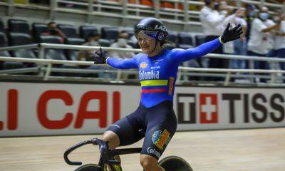 Seleccion colombia mundial pista