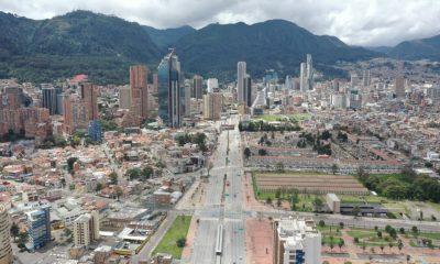 Colombia en confinamiento