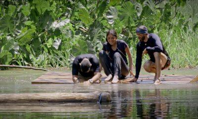 Cruzando el Amazonas