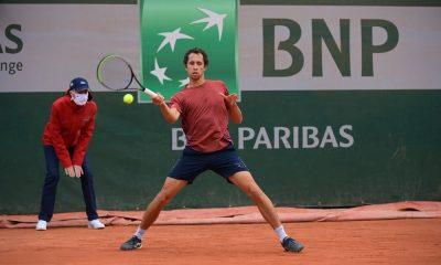 Daniel Galán Roland Garros
