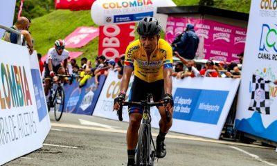 Darwin Atapuma Vuelta a Colombia
