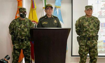 Declaraciones sobre exmilitares colombianos en Haití.