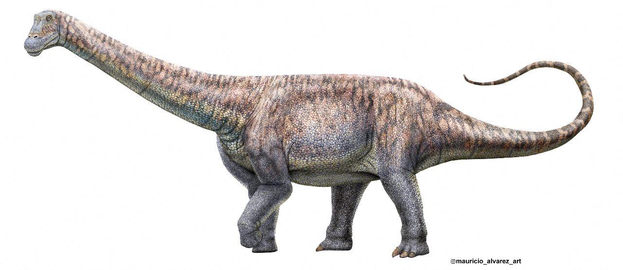 Arackar licanantay dinosaurio Chile