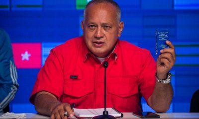 Diosdado Cabello arremetió contra Colombia