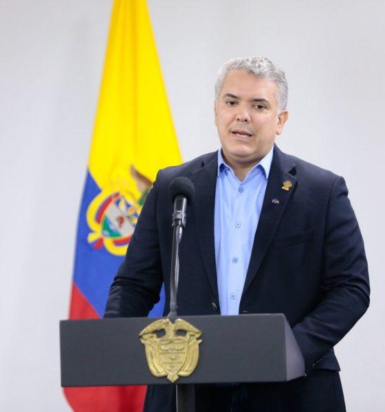 Ivan Duque alias otoniel