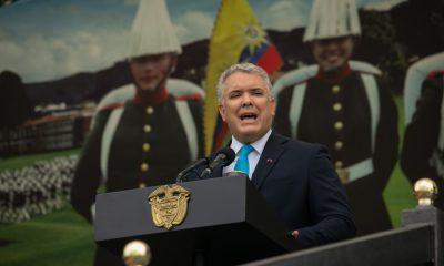 Duque terrorismo venezuela