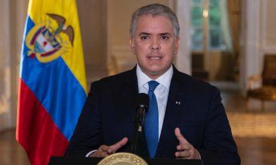 Iván Duque Colombia
