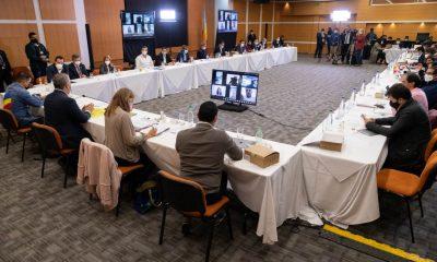 Presidente Duque reunión Gobernadores