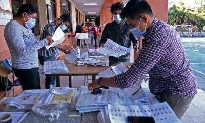 Elecciones en Ecuador y Perú