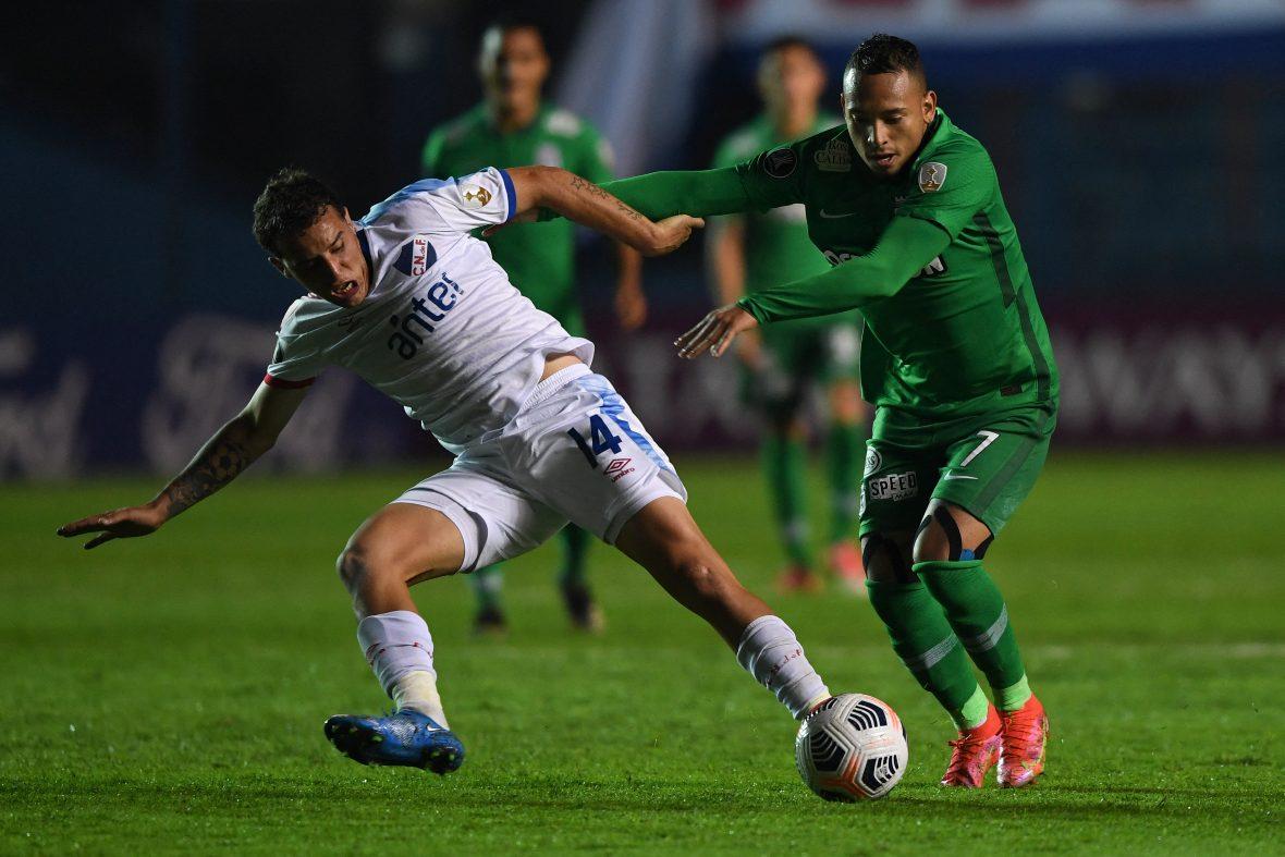 Nacional empate Uruguay Copa Libertadores