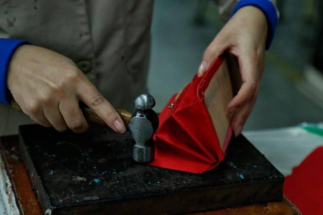 Producción manufacturera creció