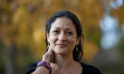 Pilar Quintana en la Fil Cali