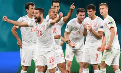 España en la Eurocopa