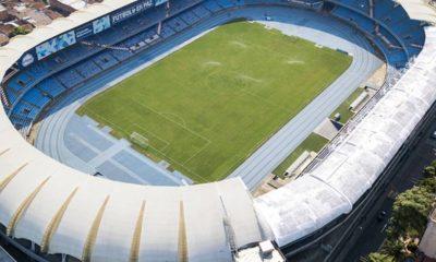 Estadio presencial Pascual Guerrero