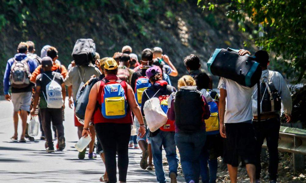 Estatuto temporal migrantes venezolanos