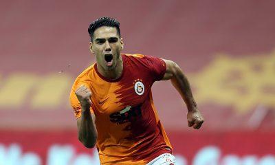 Falcao gol Galatasaray