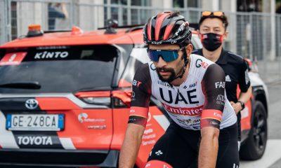 Fernando Gaviria Giro de Italia