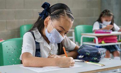 Avanza el regreso a clases en Colombia