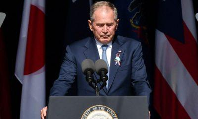 george bush atentados 11 septiembre