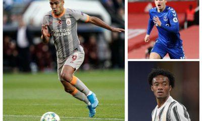 Falcao, James y Cuadrado, figuras colombianas en el fútbol de Europa
