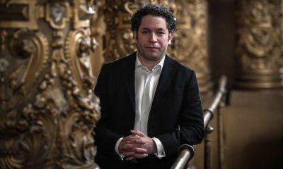 Gustavo Dudamel director Ópera París
