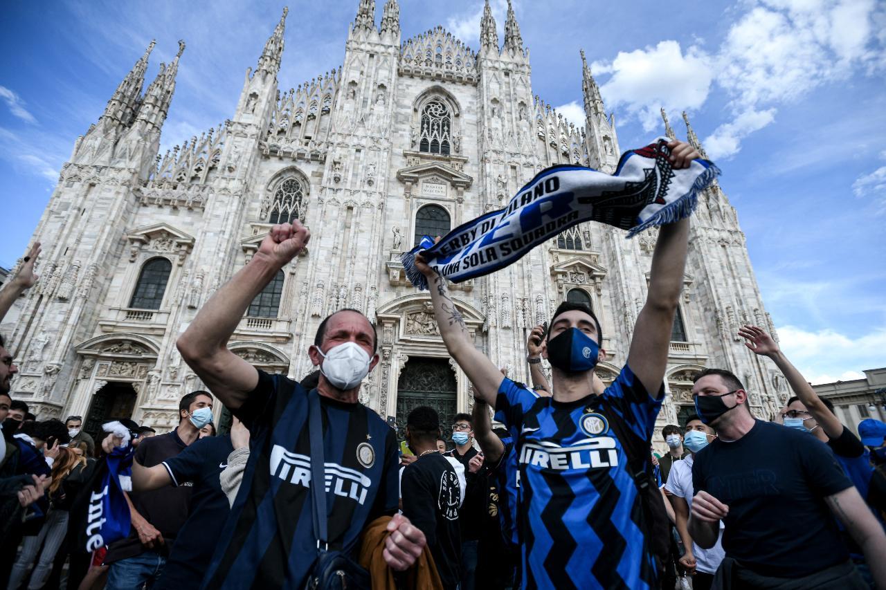 Inter de Milán - AFP
