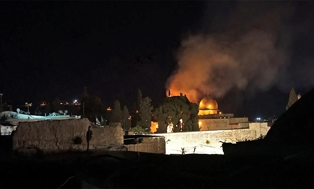 Jerusalén conflicto
